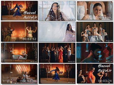 دانلود موزیک ویدیو آذربایجانی جدید Damla به نام Sansin Yox